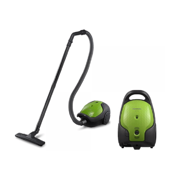 Panasonic MC-CG370 850W Vacuum Cleaner Green and Black