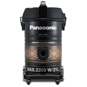 panasonic vacuum cleaner MC-YL635 - Tough Style Drum Vacuum Cleaner - 21L
