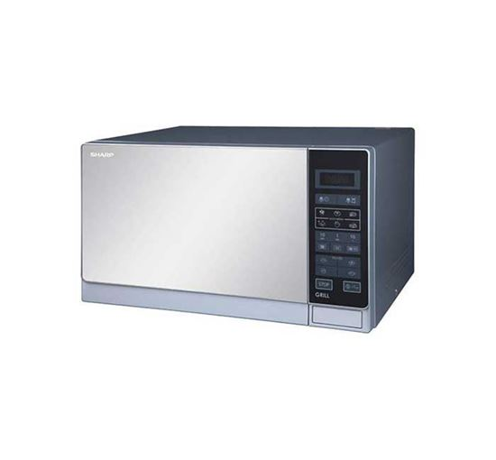 Best Electronics BD0122316 sharp microwave oven r75mt s 25 liters 550