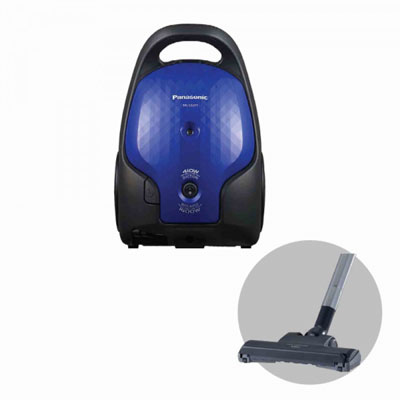 Best Electronics BDPanasonic MC CG371 1600W Bagged type Vacuum Cleaner