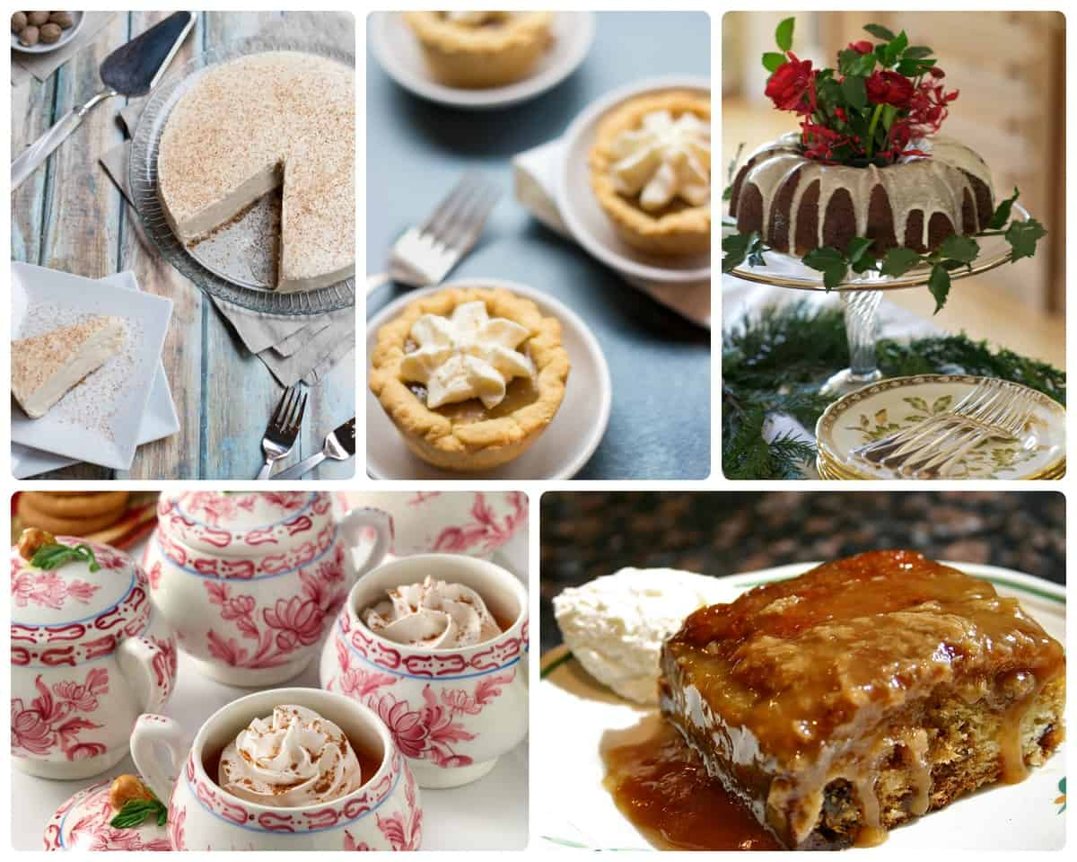 Best Electronics BDHoliday desserts collage 2017 1