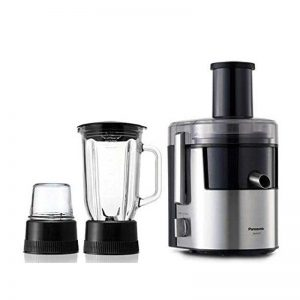 Best Electronics BDpanasonic blender mj dj31 silver