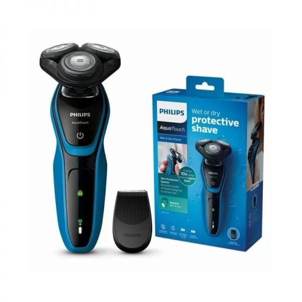 Best Electronics BDPhilips AT890 Netherland Original AquaTouch Wet Dry Shaver For Men